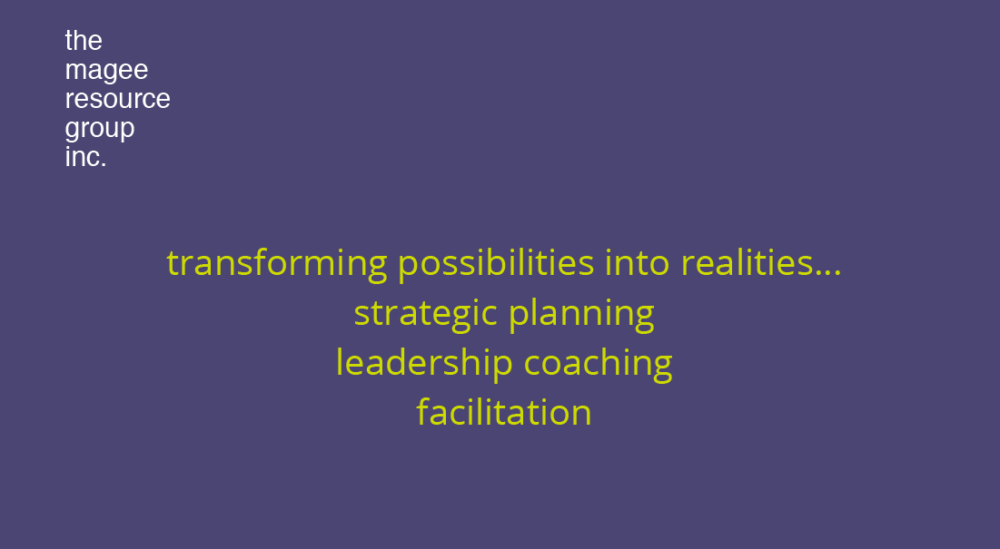 transforming possibilities into realities